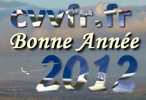 cvvfr.fr vous souhaite une bonne année 2012